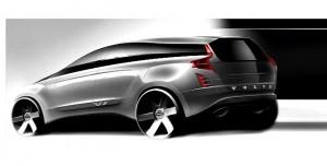 Следващият Volvo XC90 ще е само с 4-цилиндрови двигатели