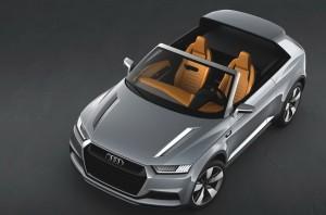 Audi crosslane coupe събира новостите от бъдещата Q гама