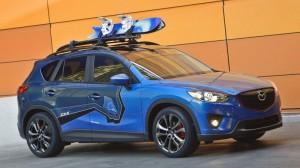 Три вариации на тема Mazda CX-5 за SEMA (галерия)