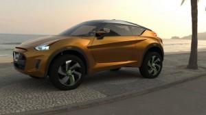 Япония отвръща на удара с Nissan Extrem (галерия + видео)