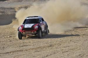 Ал Мутавей и Бареда победиха във Pharaons Rally 2012 (галерия)