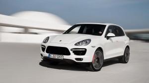 Дебют за новия Porsche Cayenne Turbo S