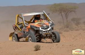 Българите продължават успешно след етап 4 на рали Мароко 2012