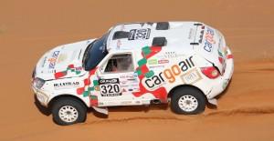 Успешен финал за българските състезатели в рали Мароко 2012