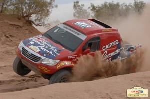 Рали Мароко 2012: избрани снимки от последните етапи