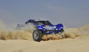 Дисквалифицираха Шлесер от Pharaons Rally 2012