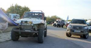 Победа и бронз за Toyota в рали Breslau Balkan 2012