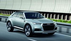Масирана Audi Q експанзия в най-близко време
