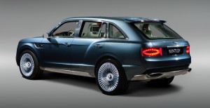Серийният SUV EXP 9 F ще се казва Bentley Falcon?