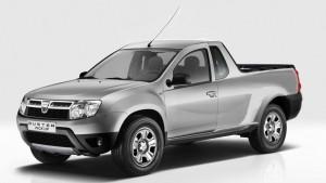 До две години ще видим Dacia Duster пикап?