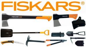 Финландските инструменти Fiskars от списание OFF-road.BG