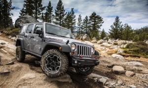 Jeep Wrangler Rubicon стана на 10 години (галерия)