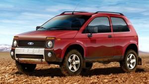 Очакваме новото поколение Lada Niva