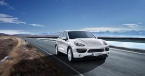 Porsche Cayenne e-Hybrid на пазара до две години