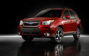 Ето го новият Subaru Forester (видео)!