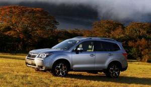 Subaru Forester 2013 идва с оф-роуд система X-Mode (галерия)