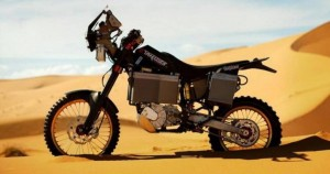 Tacita T-Race – електрически мотоциклет за рали-рейд (галерия)