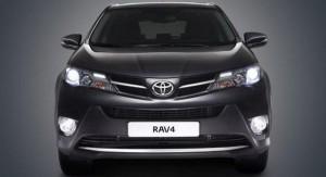 Ето го новият Toyota RAV4 (галерия)
