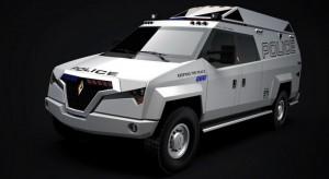 Carbon Motors TX7: урод в помощ на властите (галерия)