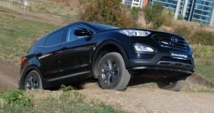 Hyundai Santa Fe стана 4х4 на годината в България