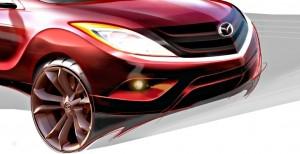 Mazda CX-3 ще види бял свят през 2014 година