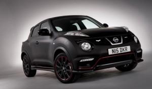 Nissan Juke Nismo посветен на Батман (галерия)