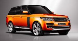 Royster GT 500: погледът на Hofele Design към Range Rover 2013