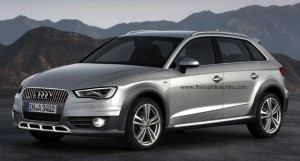 Audi A3 Allroad е на дневен ред?