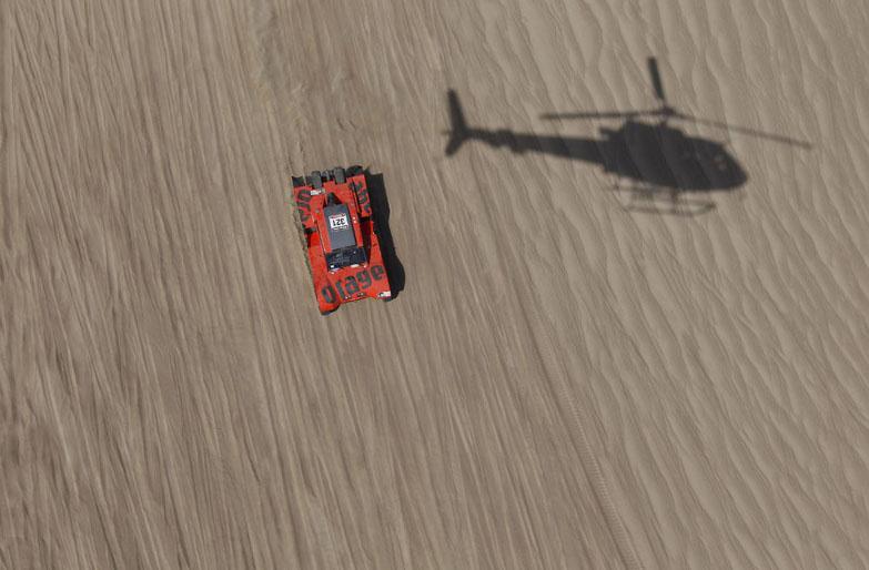 Рали Дакар 2013: най-добрите кадри на едно място