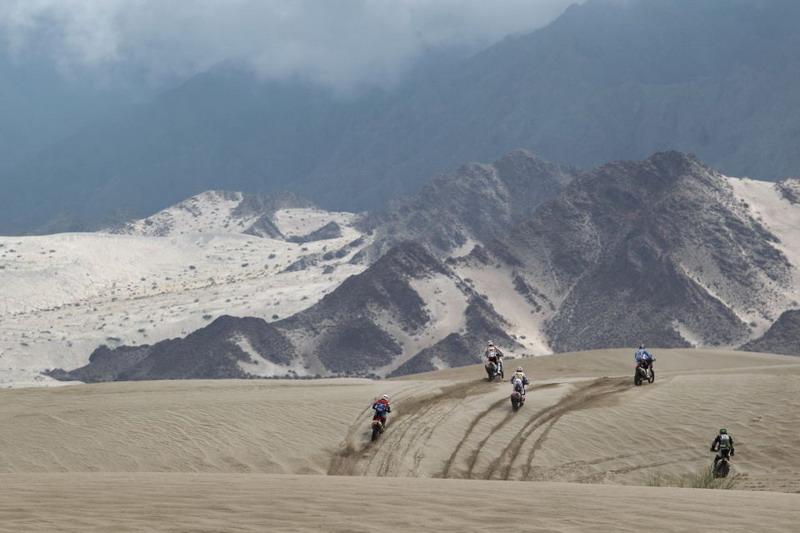 Рали Дакар 2013: снимки от етап 11 – мотоциклети и ATV