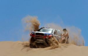 Рали Дакар 2013: репортаж етап 13 Копиапо – Ла Серена
