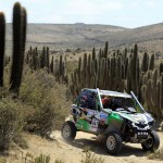 441 MARINO PLATA MARTHA LUCIA / BUSTAMANTE CARLOS - 4WD JATON RACING
