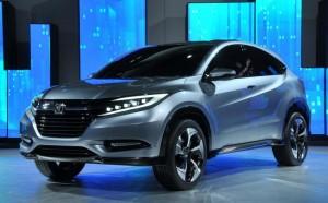 Концептът Honda Urban SUV дебютира в Детройт (видео)