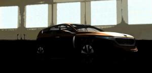 Kia Cross GT ни показва бъдещия Mohave / Borrego
