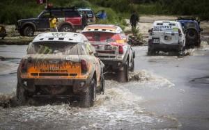 Петерханзел на върха в Рали Дакар, въпреки бурята отнесла етап 11