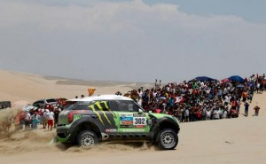Monster Energy X-raid с двоен подиум на Рали Дакар 2013