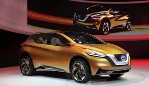 Nissan Resonance ни загатва за бъдещия Murano