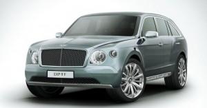 Зелена светлина за Bentley Falcon SUV