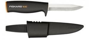Универсален непотъващ нож Fiskars K40 от OFF-road.BG