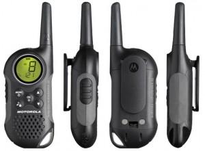 Радиостанции Motorola TLKR от списание OFF-road.BG