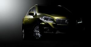 Серийната версия на Suzuki S-Cross ще дебютира в Женева