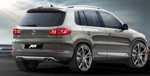 ABT Sportsline пипна здраво Volkswagen Tiguan