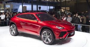 Серийният Lamborghini Urus идва през 2016 година