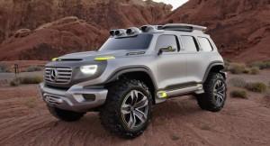 Очакваме компактния офроудър Mercedes City-G до 3 години