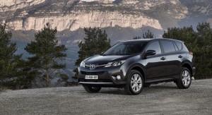 Новото поколение Toyota RAV4 е в България