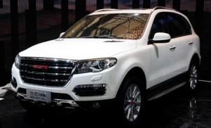 Haval H8 е най-скъпият SUV на Great Wall