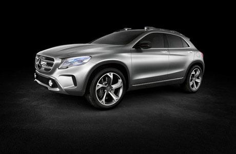 Това е новият Mercedes GLA!