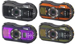 Екстремни фотоапарати Pentax WG-3, WG-3 GPS и WG-10 от OFF-road.BG