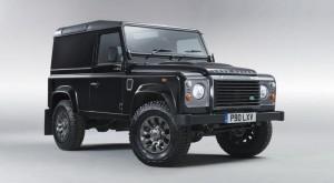 Defender LXV за 65-ия рожден ден на Land Rover