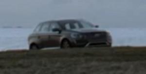 Това ли е новото Volvo XC90? (видео)